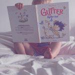 Mini-Bookworm anmelder: Glitter-bøgerne