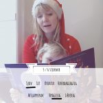 Mini Bookworm anmelder: Sallys far kringler julen