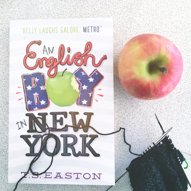 An English Boy in New York