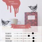 Bookworm's Bookclub anmelder: Fuglene