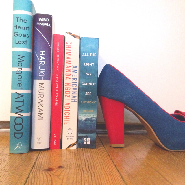 new books and lola ramona shoes
