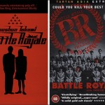 Book vs. Movie: Battle Royale