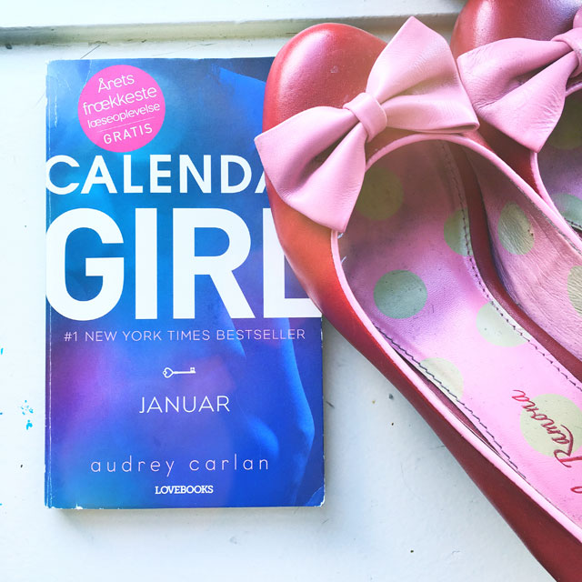 calendar girl book review lola ramona shoes