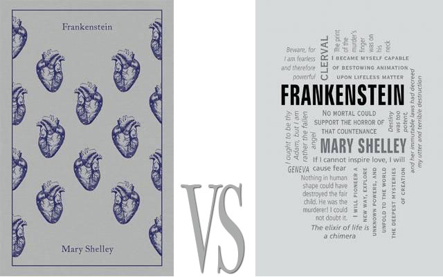 frankenstein covers