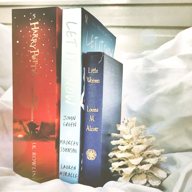jule bøger