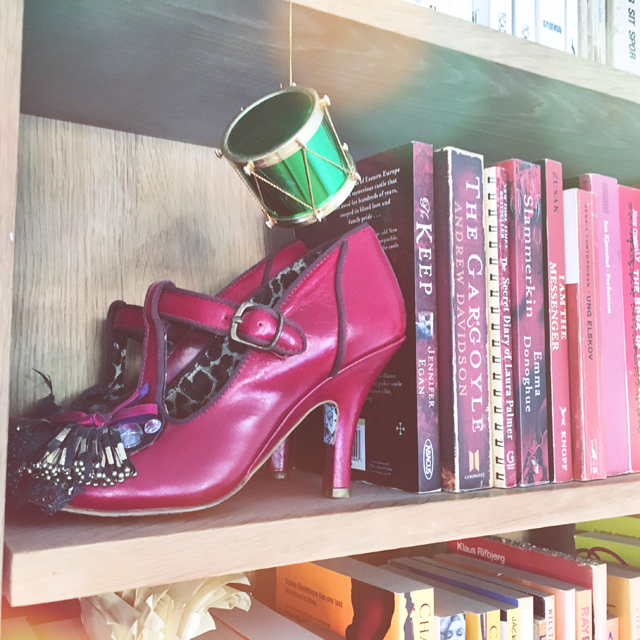 books irregular choice