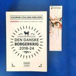'Den Danske Borgerkrig 2018-24' af Kaspar Colling Nielsen