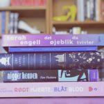 Bøger læst i juli