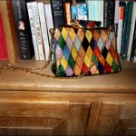 Second Hand Harlequin Bag