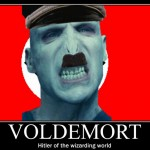 Voldemort and Hitler – rereading Harry Potter