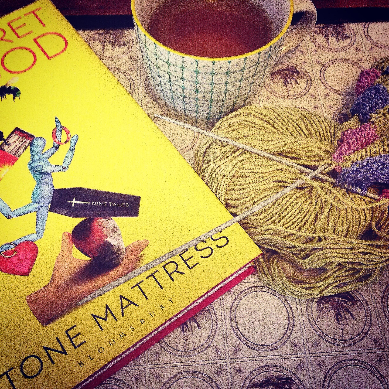 Margaret Atwood stone mattress