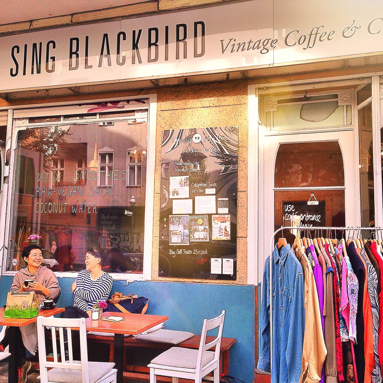 sing blackbird vintage berlin