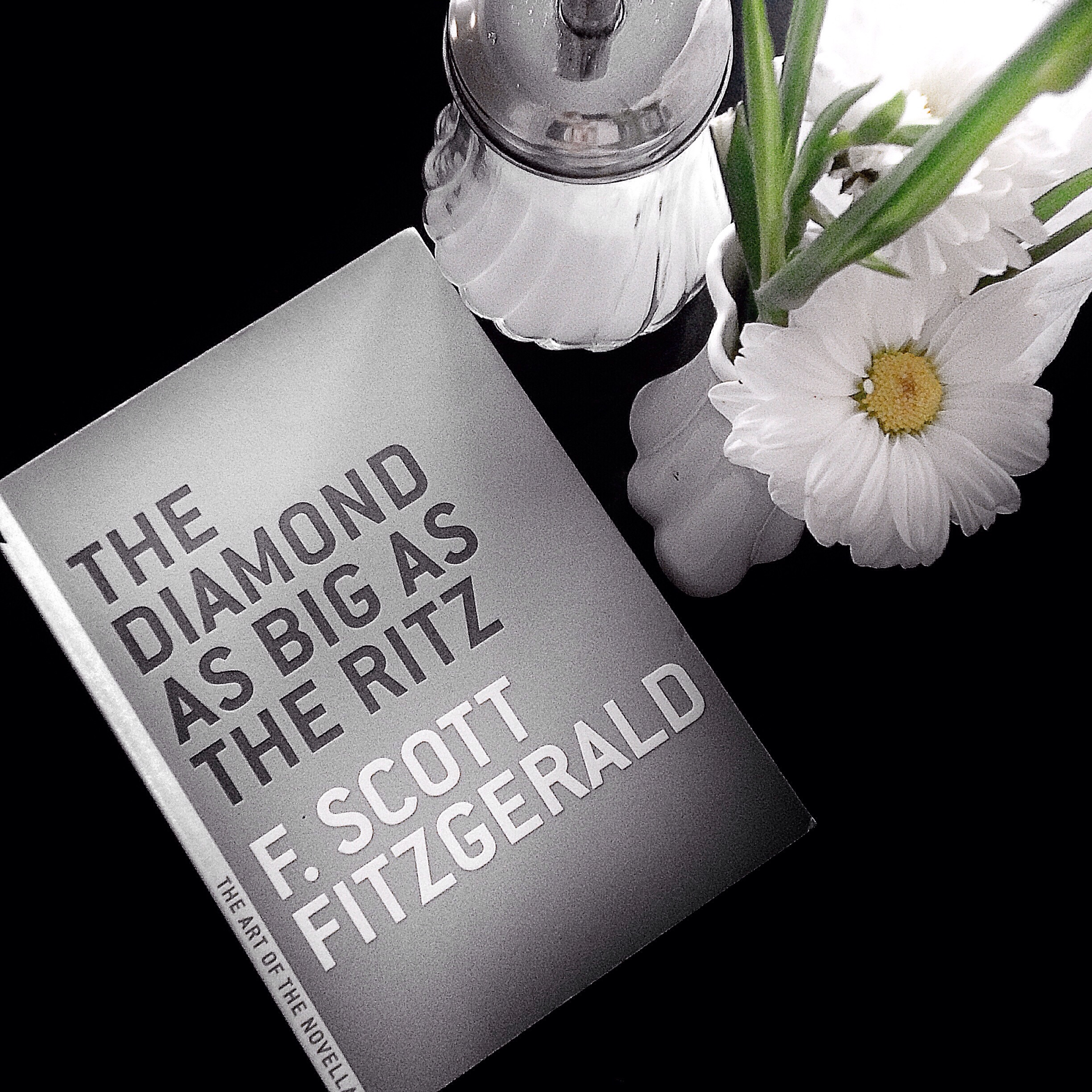 Thee diamond as big as the ritz by Fitzgerald