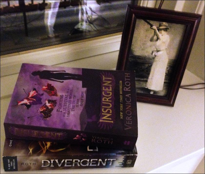 Veronica Roth Divergent Insurgent