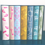 Beautiful Jane Austen Books