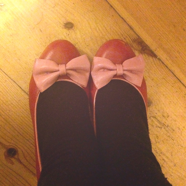 Lola ramona shoes for valentine's day