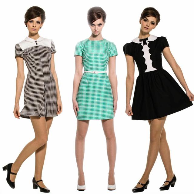 mondo kaos marmalade 60s dresses