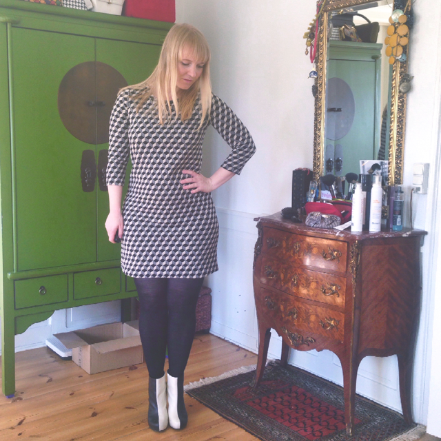Monki dress lola ramona boots