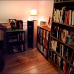 My New Bookshelves