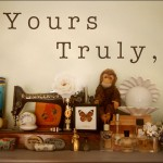 My Favorite Blog: Yours Truly, x