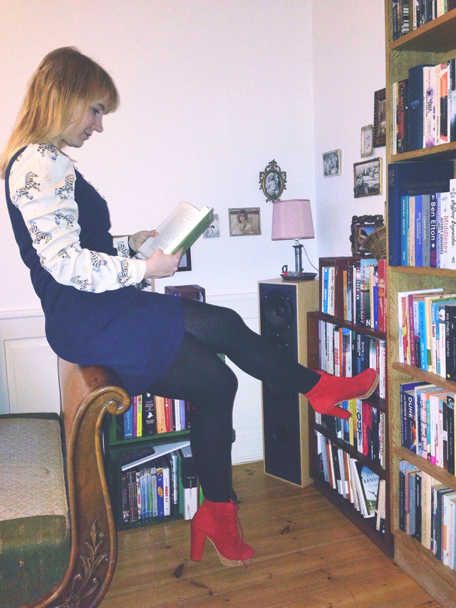 books and fashion