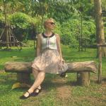 Queen Sirikit Park in Bangkok