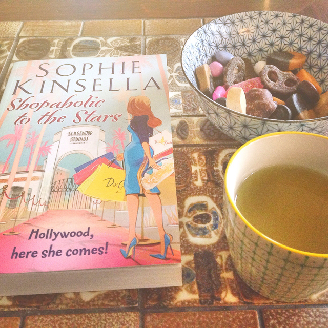 shopaholic to the stars sophie kinsella