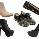 So Last Year Next Year: Studded Shoes