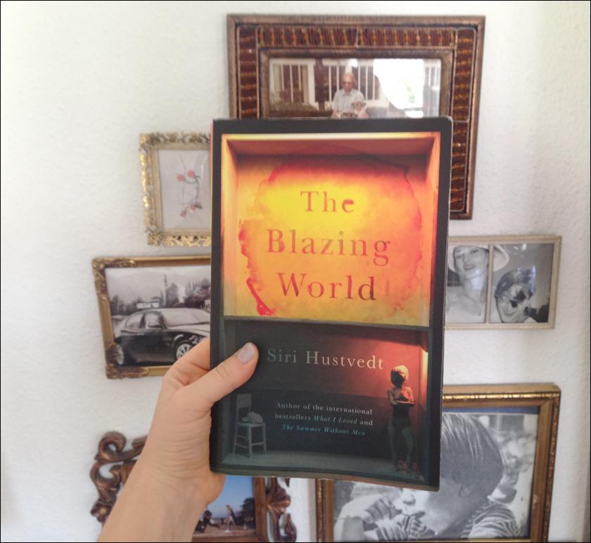 Siri Hustvedt The Blazing World