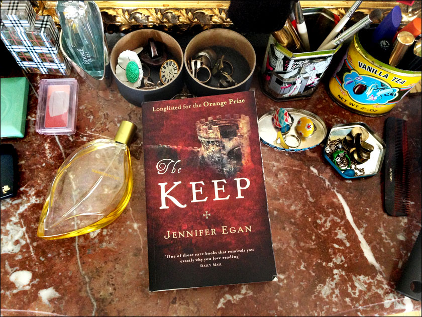 Book review the keep
