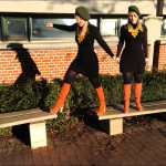 When Life gives you Lemons, wear Orange Boots