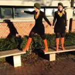 When Life gives you Lemons, wear Orange Boots
