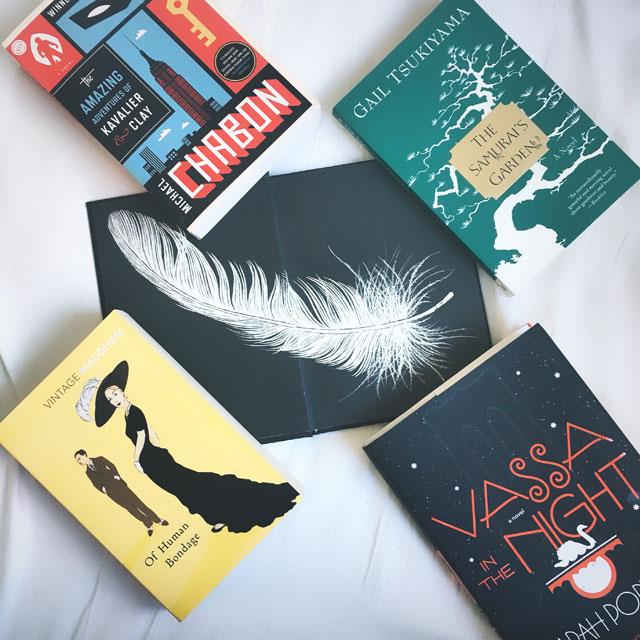 smukke bøger