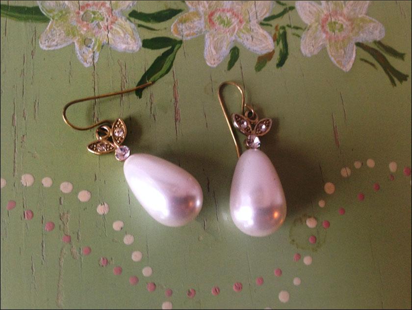 vintage earrrings