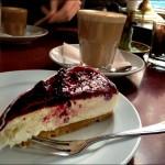 Coffee, Cake and Cara Mints