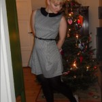 Rude, Lola and a Christmas Tree