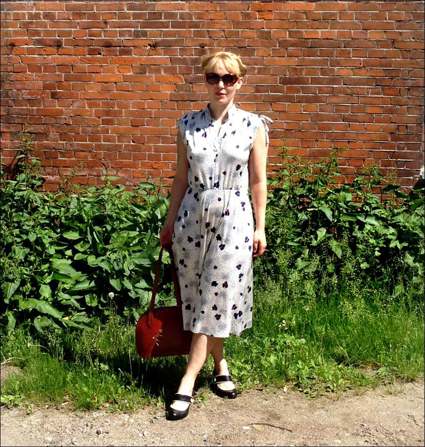 freepstar vintage dress