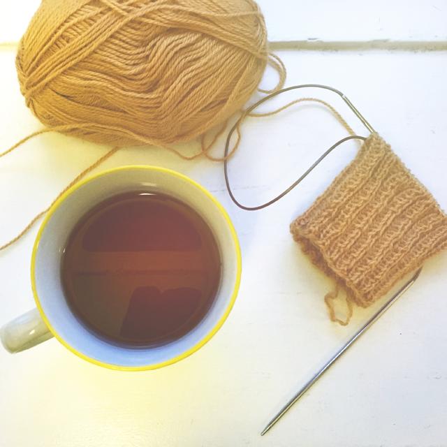 strikke magic loop