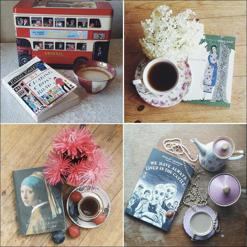 books instagram
