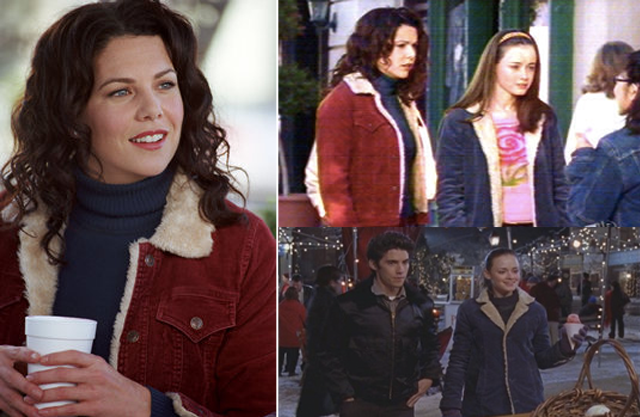 gilmore girls jacket