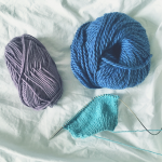 On my Needles, February 2016