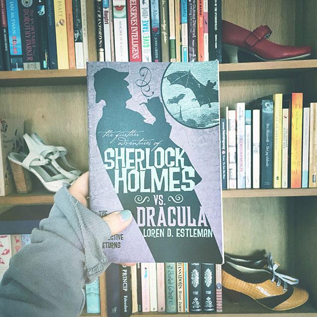 sherlock dracula