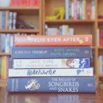 Bøger læst i august