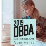 Bookworm's Closet er nomineret til Danish Book Blog Award