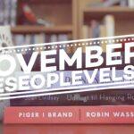 Novembers læseoplevelser