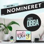 Bookworm's Closet er nomineret til årets bedste bogblog!