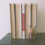 Bookworm's Bookclub: give-away og afsløring af majs fælleslæsning