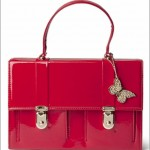 All I want for Christmas is a Lipstick Red Handbag