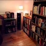 My New Bookshelves