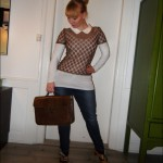 Another Second Hand Harlequin Bag